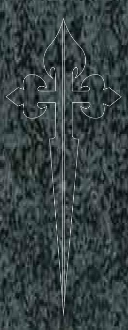 Cruz Nº 85 - REF: 97