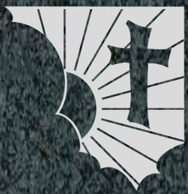 Cruz Nº 124 - REF: 11