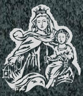 Virgen Nº 3 - REF: 461