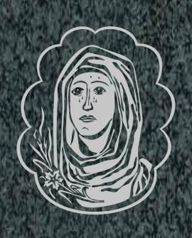 Virgen Nº 6 - REF: 460