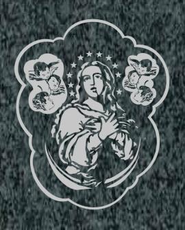 Virgen Nº 5 - REF: 465