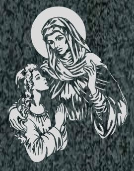 Virgen Nº 15 - REF: 337