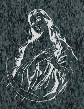 Virgen Nº 52 - REF: 329