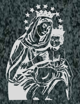 Virgen Nº 56 - REF: 423