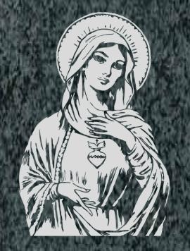 Virgen Nº 51 - REF: 330
