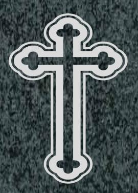 Cruz Nº 114 - REF: 1