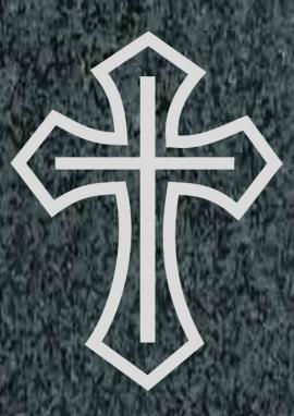 Cruz Nº 60 - REF: 72