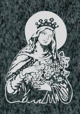 Virgen Nº 34 - SANTA ISABEL
