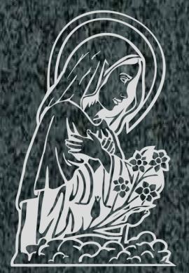 Virgen Nº 58 - REF: 466