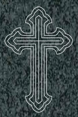 Cruz Nº 43 - REF: 49