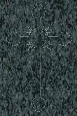 Cruz Nº 79 - REF: 91