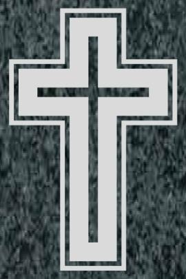 Cruz Nº 115 - REF: 2