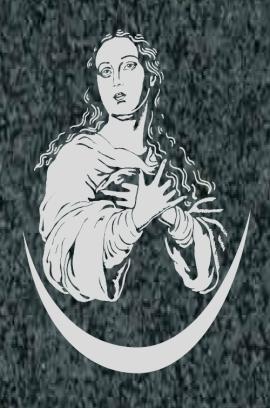 Virgen Nº 54 - REF: 339