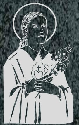 Virgen Nº 7 - VIRGEN GEMA
