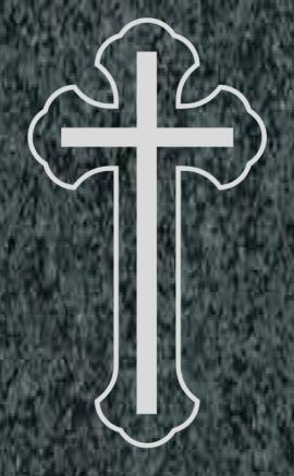 Cruz Nº 2 - REF: 14