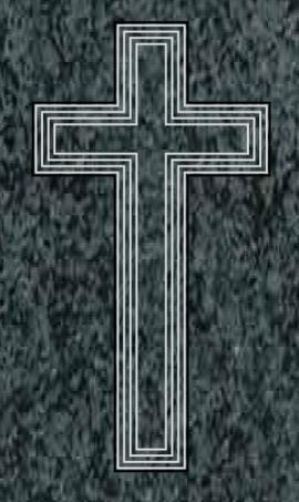Cruz Nº 52 - REF: 64