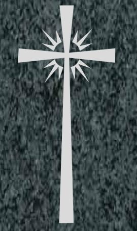 Cruz Nº 50 - REF: 62