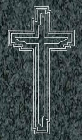 Cruz Nº 70 - REF: 82