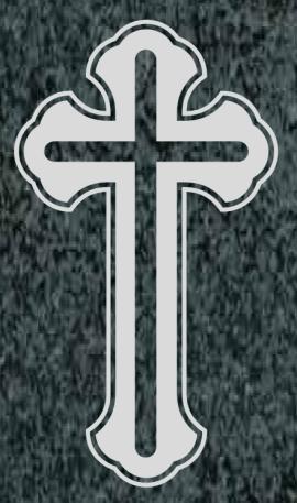 Cruz Nº 122 - REF: 9