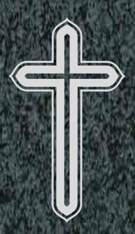 Cruz Nº 13 - REF: 25