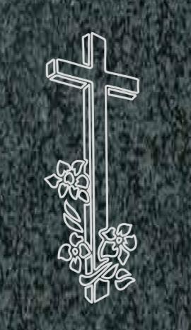 Cruz Nº 15 - REF: 27