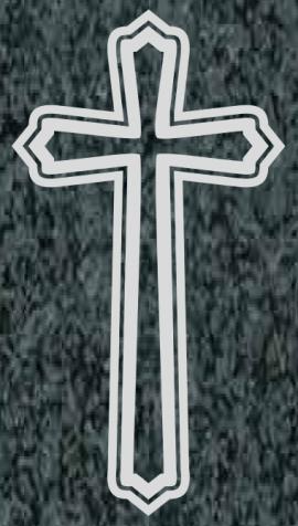 Cruz Nº 10 - REF: 22
