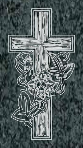 Cruz Nº 48 - REF: 60