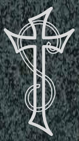 Cruz Nº 1 - REF: 13