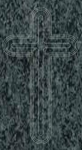 Cruz Nº 74 - REF: 86