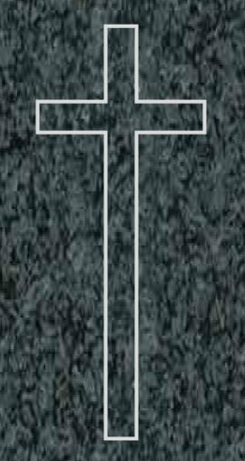 Cruz Nº 22 - REF: 34