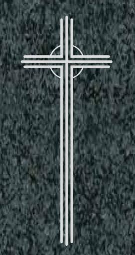 Cruz Nº 23 - REF: 35