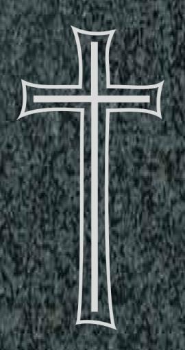 Cruz Nº 27 - REF: 39