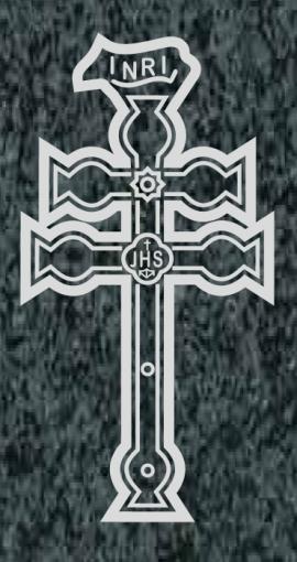 Cruz Nº 25 - REF: 37