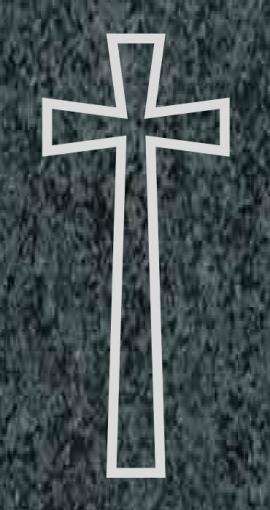 Cruz Nº 26 - REF: 38