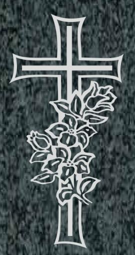 Cruz Nº 119 - REF: 6