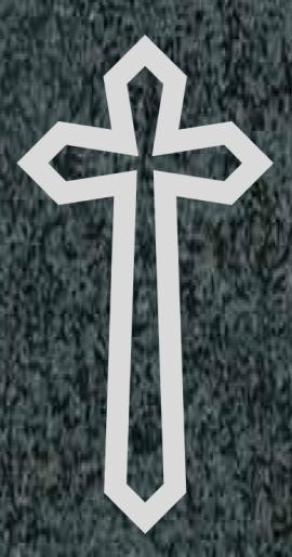 Cruz Nº 116 - REF: 3