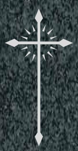 Cruz Nº 29 - REF: 41