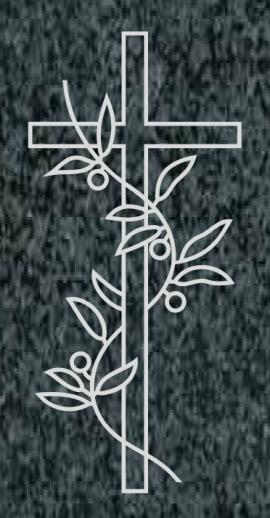 Cruz Nº 33 - REF: 48