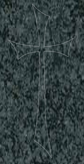 Cruz Nº 67 - REF: 79