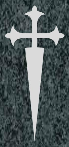 Cruz Nº 62 - REF: 74